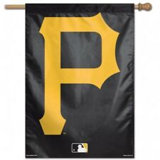 "Pittsburgh Pirates MLB Vertical Flag Licensed Baseball 28"" x 40"""