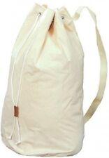 Canvas Duffle Bag - Extra Heavy Duty, New, Free Shipping