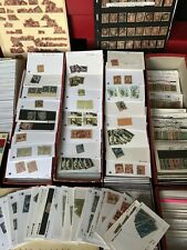 ✯ $100 Cataloged World Stamps from Huge Dealer Stock ✯ 1800s 1900s Mint Used ✯