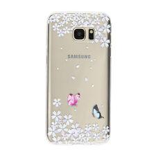 Ultrathin Soft TPU Phone Case Back Cover for Samsung Galaxy A3 A5 A7 J2 J3 J5 S7