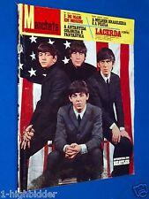 RARE 1967 Beatles Cover Brazil Manchete Magazine Lennon McCartney Starr Harrison