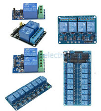 12V 1/2/4/8/16 Channel Relay Module With optocoupler For AVR DSP ARM Arduino PIC