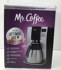 Mr. Coffee, 10 Cup Programmable Thermal