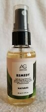 AG Hair REMEDY Apple Cider Vinegar Leave On Mist Spray Natural 1.9 oz/56mL New
