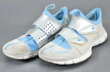2005 Nike Free 4.0 Womens No Lace Running Shoes 311164 Silver Gray Size 7.5
