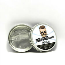 100g Natural Hair Wax Water Based Hair Styling Pomade Hair Modeling Gel