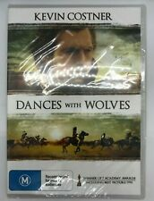 Dances With Wolves Kevin Costner DVD Brand New