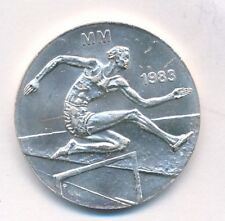 """Finlandia: 50 liiraa """"atletica leggera WM 1983"""""""