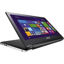 "ASUS TP500LA-DH71T Transformer Book Flip 15.6"" Notebook (Black/Silver)"