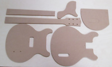 LP JR DC CHITARRA Stencil templates gitarrenbau