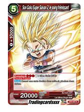 ♦Dragon Ball Super♦ Son Goku Super Saiyan 2, le poing frémissant: BT3-004 R -VF-