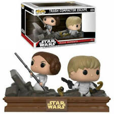 Funko POP !  Movie Moments -Trash Compactor - Star Wars 224 NEW!