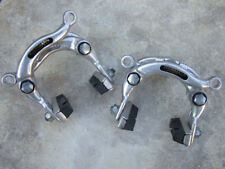 Vintage Weinmann 610 Black Label Bicycle Front & Rear Center Pull Brakes