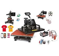 Ship To Worldwide Newest Design 8 In 1 Heat Press Machine,Heat Press,Sublimation