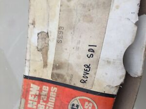 ROVER SD1, 2300,...2600,...3500.... NEW OLD STOCK BRAKE SHOES.