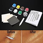 No Heat Liquid Leather & Vinyl Repair Kit Fix Holes Burns Rips Gouges Tears Worn