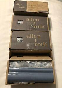 Allen + Roth 6-Pack Blue Ceramic Chair Rail Tile#0857821