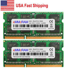 "US 8GB 2X4GB PC3-10600 DDR3-1333 204pin Memory For Macbook Pro 15"" 2011 A1286"