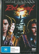RED SURF - GEORGE CLOONEY - NEW & SEALED DVD