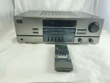 Sony TA-AV531 Stereo Integrated Amplifier Dolby Pro Logic Surround Equalizer