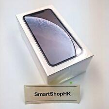Apple iPhone XR 128GB White REAL Dual SIM Hong Kong A2108 Unlocked FedEx