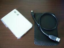 "USB 3.0 External Hard Drive Enclosure 2.5"" SATA HDD SSD"