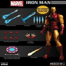 One:12 Collective Marvel Iron Man 1/12th Scale Action Figure Mezco IN STOCK