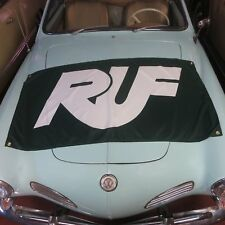 Ruf Flag Banner porsche 911 boxster cayman panamera GT 918 spyder le mans 969 m3