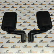Land Rover Defender 90 110 127 130 Door Wing Mirror and Arm Kit - Bearmach
