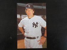 1985 Tcma New York Yankees Jeff Torborg Postcard