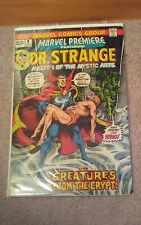 Marvel Doctor Strange # 9 The Creatures from the Crypt! 5.5 FN- CGC
