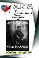 David James Vee-Arnis-Jitsu DVD #4 Leglock, Armlocks, Ground Control Techniques