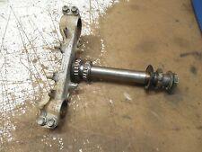 honda xr200 xr200R steering stem fork bracket clamp 99 1998 1997 2002 2001 2000