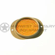 MILITARY AMBER REFLECTOR M923 M998 M1123 M1078