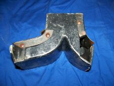 1963 CORVETTE LOWER HEATER Y AIR DEFLECTOR DUCT 1963 ONLY ORIGINAL