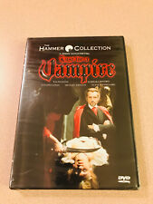 Anchor Bay 2001 Release 'Lust For A Vampire' Sealed New DVD OOP Hammer Coll.