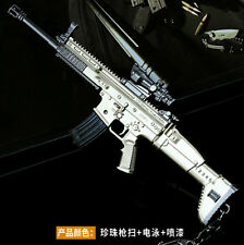 1/6 1:6 FN SCAR SCAR-L Assault PUBG Sniper gun BattleField4 Battleground Metal