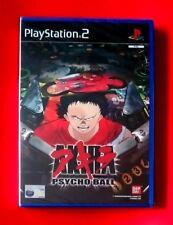 Akira Psycho Ball - PLAYSTATION 2 - PS2 - NUEVO