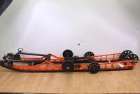 2015 POLARIS PRO RMK 800 RMK800 LE 155 Rear Suspension Skid ORANGE