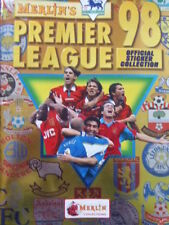 Merlin Football Sports Complete Albums/Books