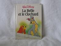 WALT DISNEY LA BELLE ET LE CLOCHARD