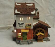 Dept 56 Nib Alpine Village-Stoder Grist Mill