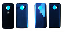 Replacement Motorola Moto G6 XT1925 Rear Glass Back Battery Cover Panel Case