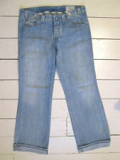 Diesel Faded Regular Size L30 Jeans for Women