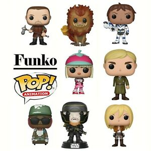 Brand New POP Vinyl Funko Multi Action Figure Animation Toy Collection