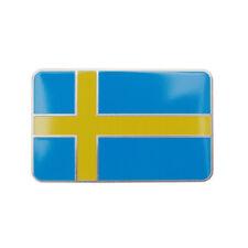 Schweden Flagge Emblem Auto Aufkleber Schwedisch Fahne Sweden Flag Car Sticker