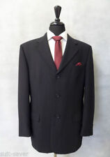 Next Men's No Pattern Single Three Button Suits & Tailoring