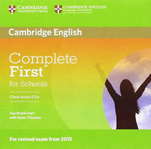 Brook-Hart, Guy-Complete First For Schools Class Audio Cds (2 (UK IMPORT) CD NEW
