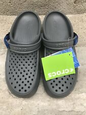 adbe6dcb3 Crocs Gray Sandals   Flip Flops for Men