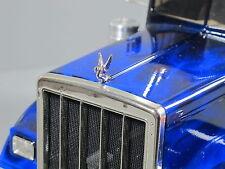 Front Hood Grill Ornament Emblem Swan Tamiya RC Toy 1/14 King Grand Hauler Truck